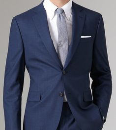 navy suit with gray tie - Google Search | bridesmaids and ...