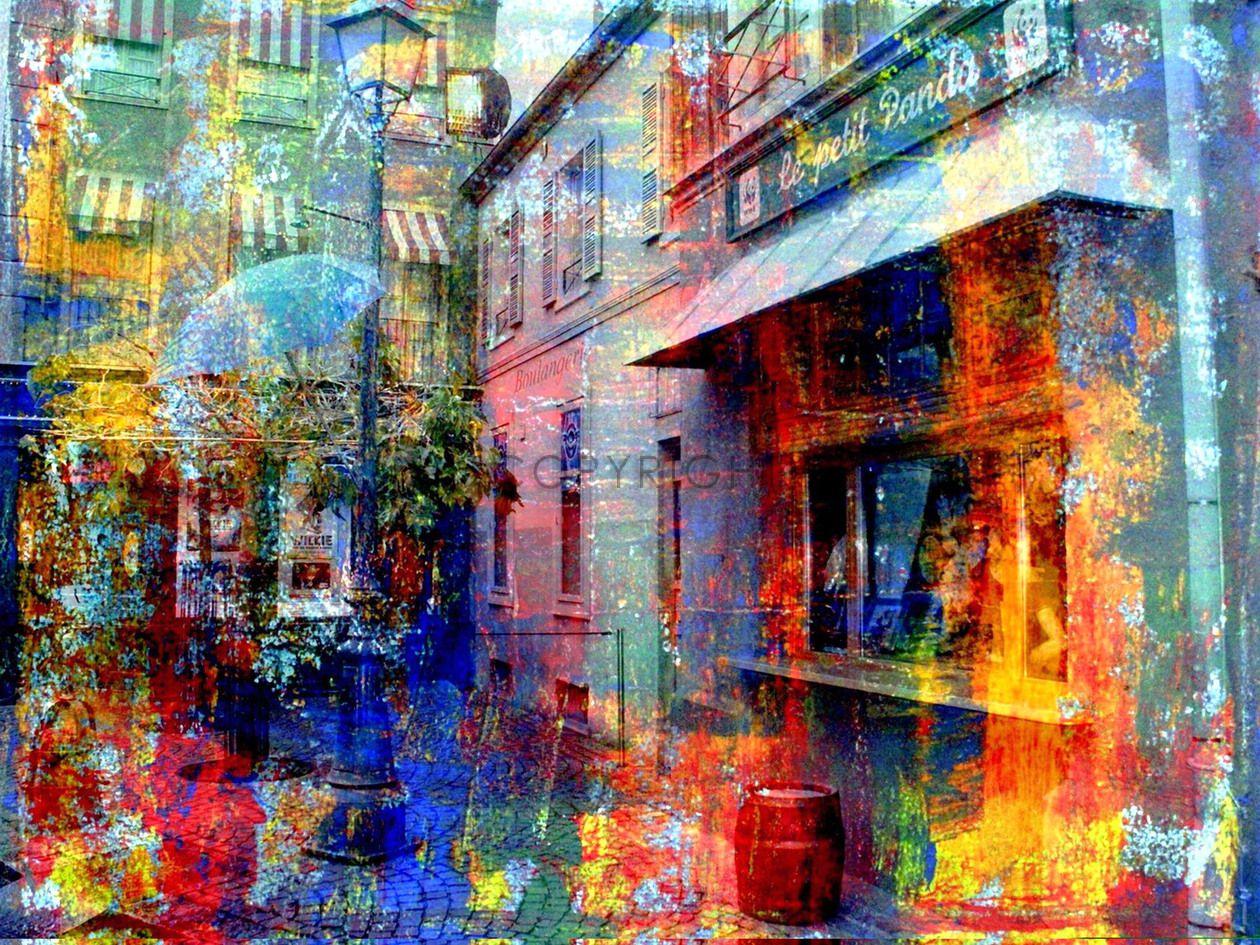 abstrakte Malerei  Fotografie  moderne Bilder