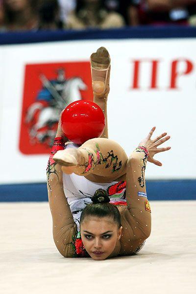 Alina Kabaeva (Russia), Rhythmic Gymnastics | Alina ... Alina Kabaeva Gymnastics