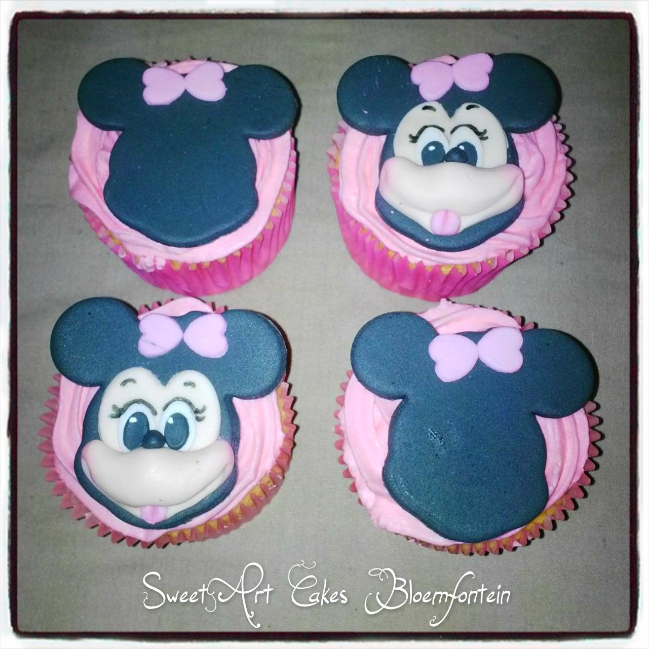 Cakes cupcakes and fondant decorations all fondant