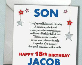 18th birthday card verses pinterest verses 18th birthday bookmarktalkfo Choice Image