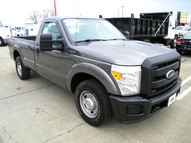 2011 Ford F250 Xl 2wd Norfolk Va Used Pickup Trucks Pickup Trucks Used Pickups