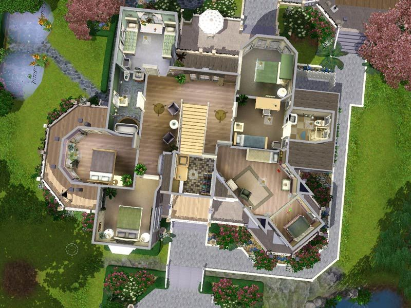 Cool Sims House Victorian House Plans Sims House Sims 4 House Design
