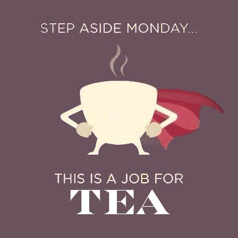 Perfekt für Montage ist unser Bergeversetzer-Tee! Auf www.pitea.de erhältlich. #cuppatea