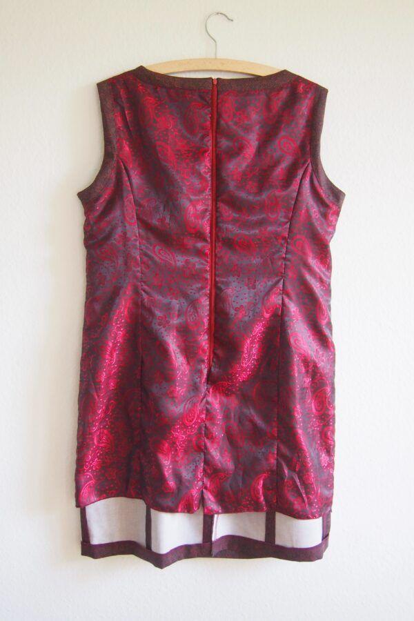 Ein ärmelloses Kleid füttern, Teil 2 | Kleider, Overlock ...