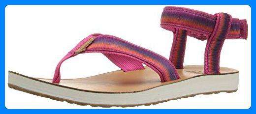 Teva Damen Original Sandal Ombre W s, Pink (Raspberry), 39 EU - Sandalen 27231cb326