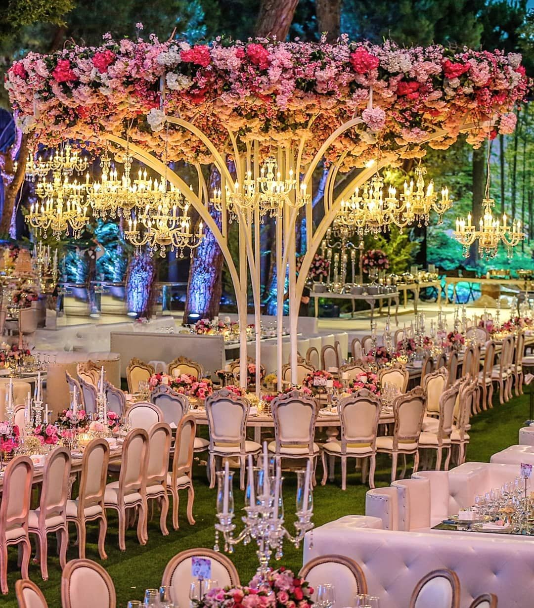 "Magical Wedding Backdrop Ideas: Lebanese Weddings On Instagram: ""We Are Simply Stunned By"