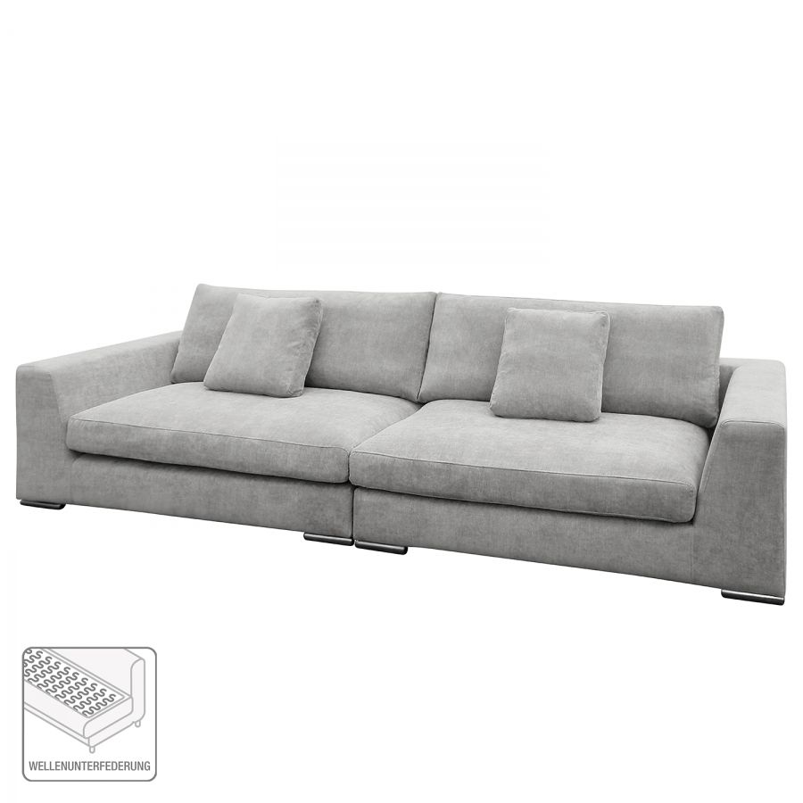 Microfaser Couch Bigsofa Elbi Interior Design Outdoor Sofa Home Decor Und