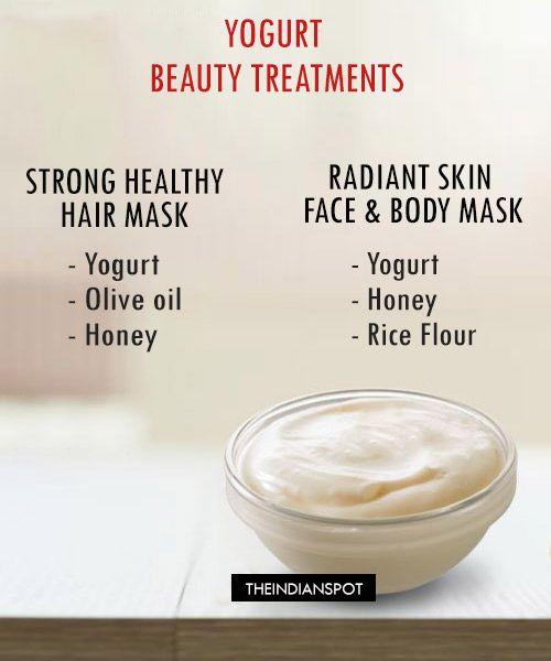 yogurt mask for hair growth