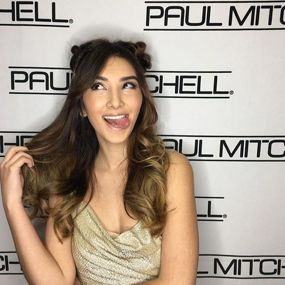 You Know That Giddy Feeling You Get On A Goodhairday We Sure Do Ig Societylifehair Heelabee Happyday Spacebu Good Hair Day Paul Mitchell Hair Type