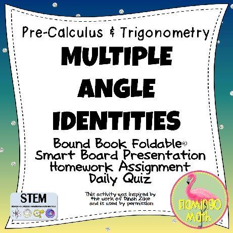 Precalculus trigonometry homework help