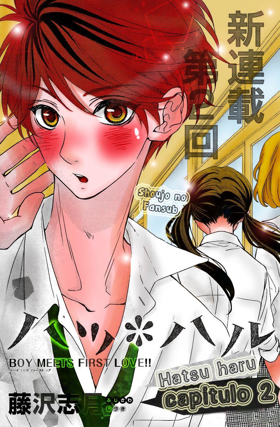 Hatsu Haru Capítulo 2 página 4 - Leer Manga en Español