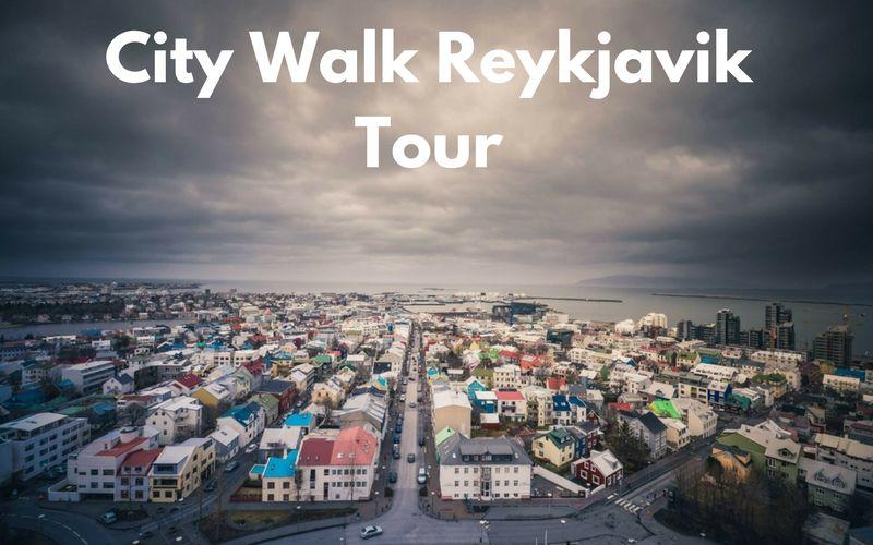 Enjoy the City Walk Reykjavik