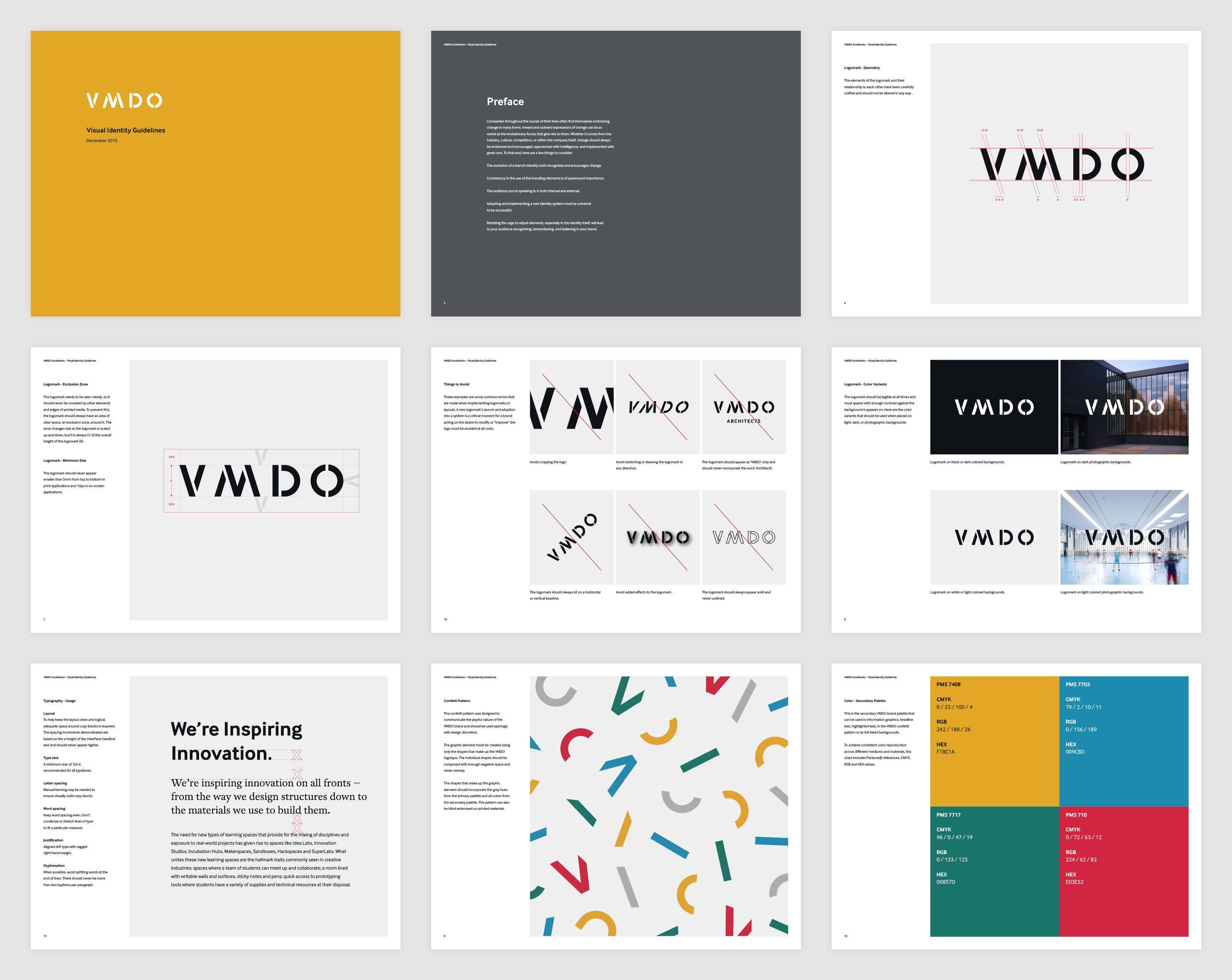 Best Architecture Firm Graphic Design Brand Guidelines Design Brand Guidelines Design Guidelines