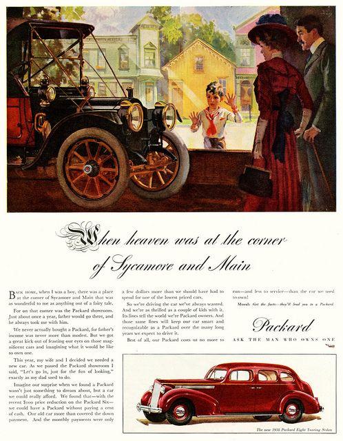 Packard 1938