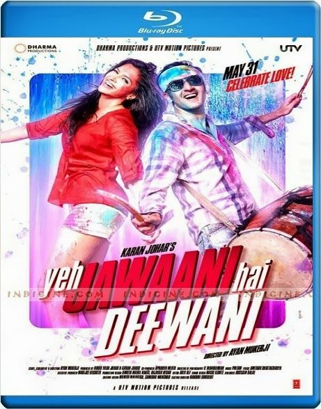 Yeh Jawaani Hai Deewani 2013 720p Brrip 12gb 720pmkv Movies