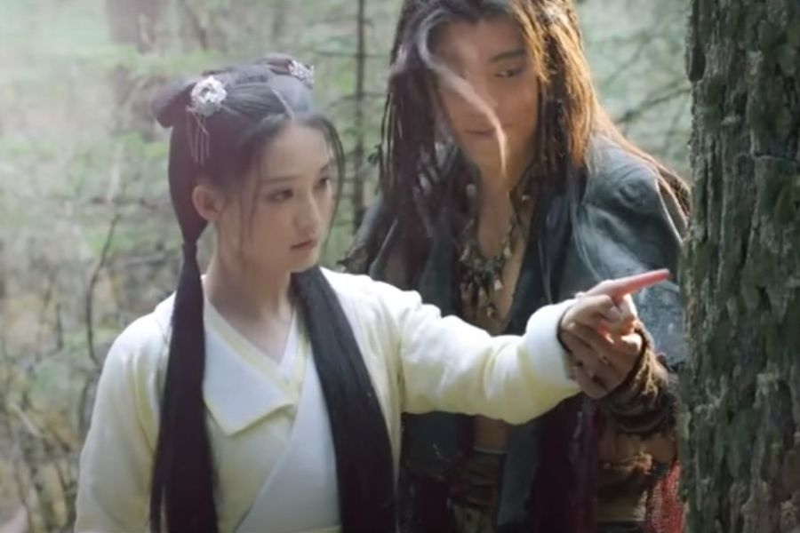 "Watch: Darren Wang and Li Qin in Upcoming Drama ""The Wolf 2020"""