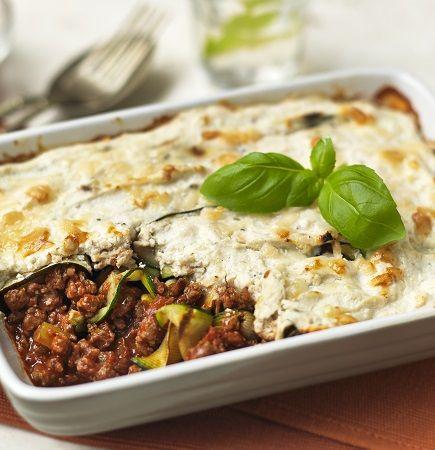 Courgette Quorn Mince Lasagne Recipe Quorn Food Recipes