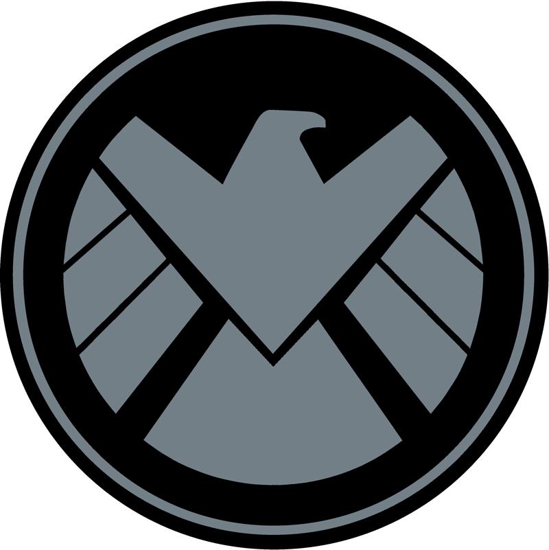 Agents Of Shield Logo Viuva Negra Marvel Marvel Agentes Da Shield