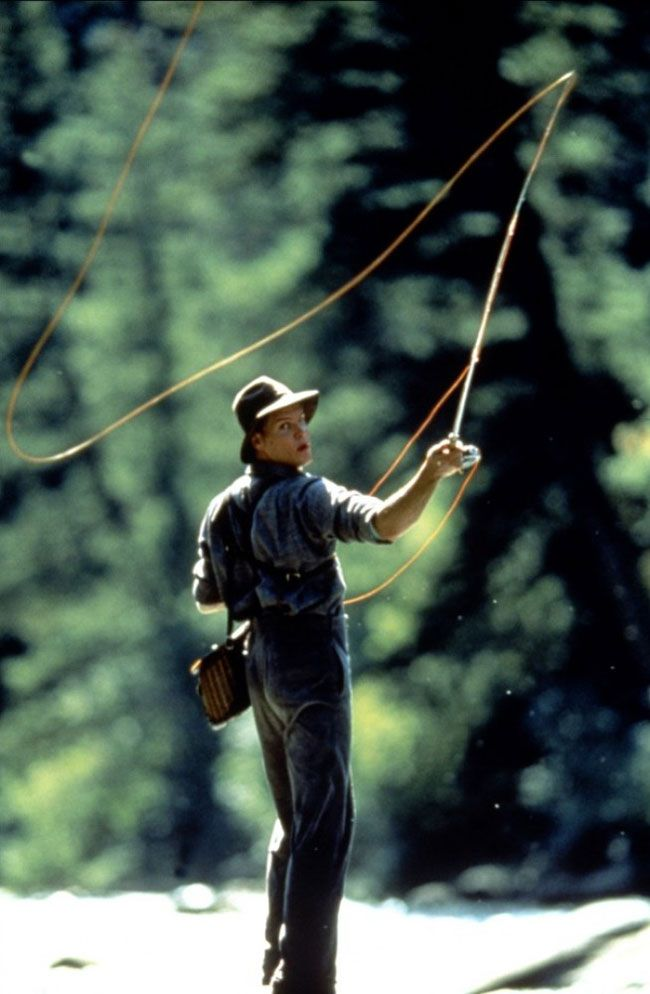 A River Runs Through It Open Thread Fly Fishing Trout Fishing