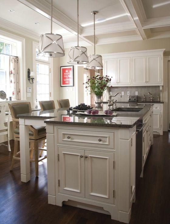 Best Kitchens Grosvenor Single Pendant Coffered Ceiling Box 400 x 300