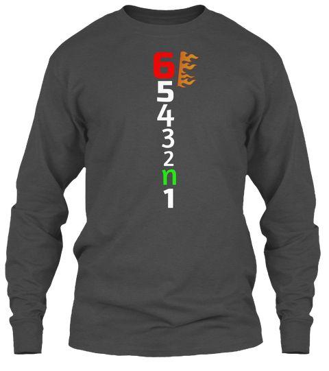 1 Down 5 Up Hoodie Biker T Shirts 654321 Charcoal Long Sleeve T Shirt Bmx Mountainbike Cycling Dirtbi Biker T Shirts Motorcycle Hoodie Motorcycles Shirt