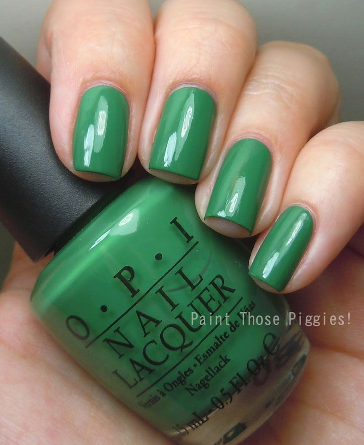 OPI Don\'t Mess with OPI by Paint Those Piggies! | Nails | Pinterest ...