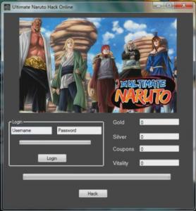 Ultimate Naruto Hack no Surveys   Games   Ultimate naruto