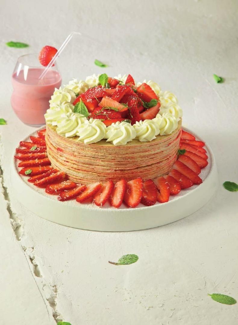 Pannekoekentoren http://www.njam.tv/recepten/pannenkoekentoren