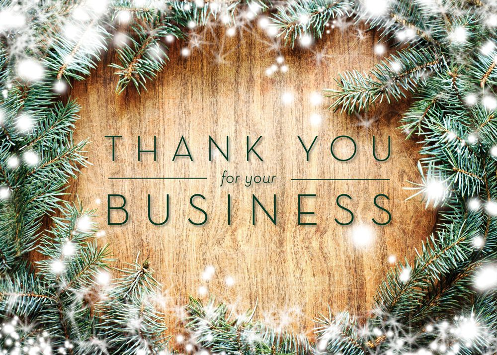 Thanks for the business holiday greeting cards send this warm thanks for the business holiday greeting cards send this warm business wish to m4hsunfo