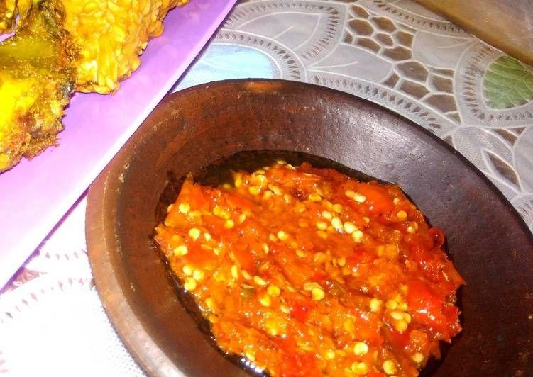 Resep Sambel Korek Sambel Geprek Oleh Anisa Festi S Kitchen Resep Resep Makanan Makanan Resep
