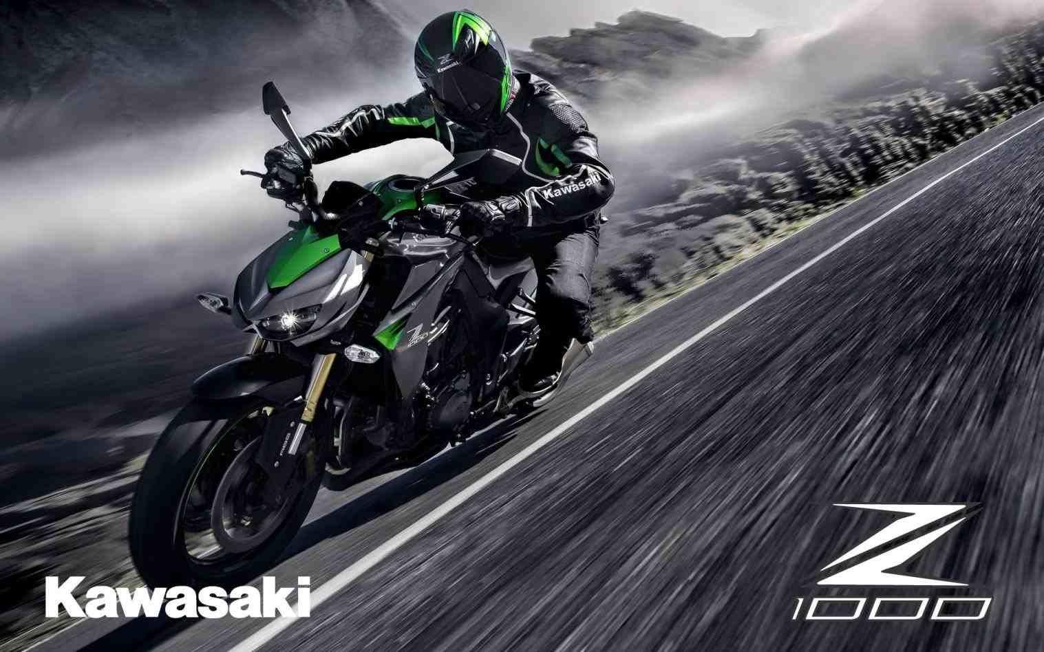 Kawasaki Z900 Abs Wallpaper For Widescreen Wallpaper on