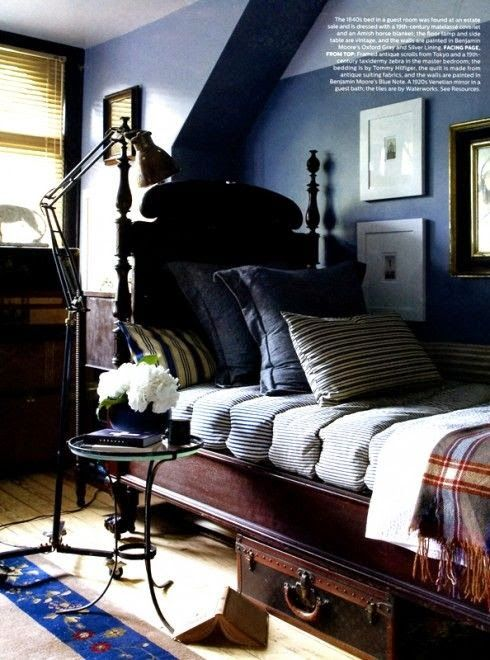 Decorate In Ivy League Preppy Style Home Bedroom Home