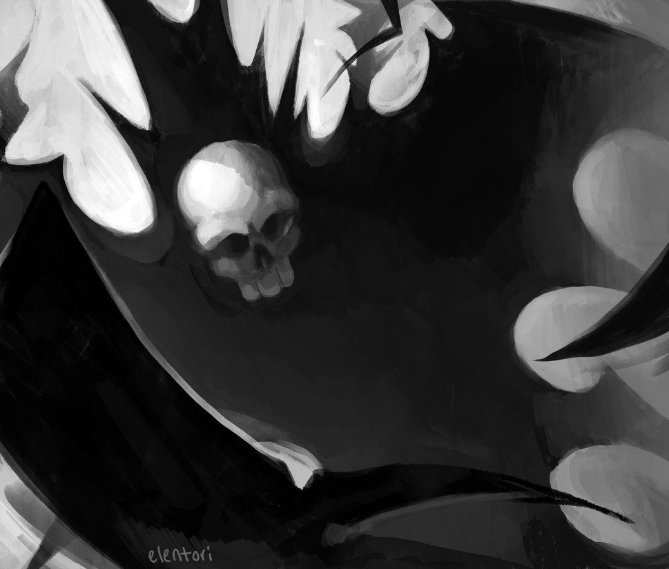 Lord Death by Elentori on DeviantArt | Angels, Death, and Demons ...