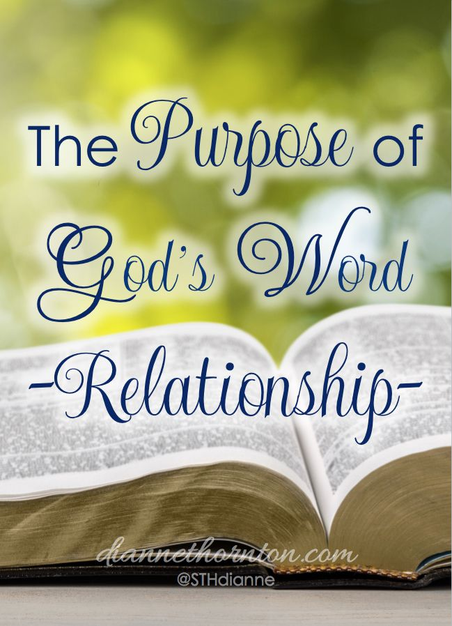 The Overarching Story Of The Bible And Purpose Ofs Word Is His Love For Mankind