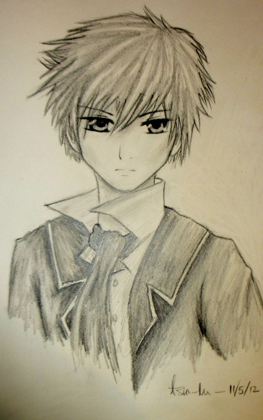 Anime drawings in pencil google search