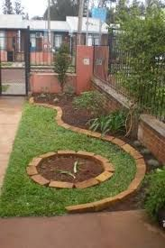 Canteros de jardin con ladrillos buscar con google for Canteros de jardin