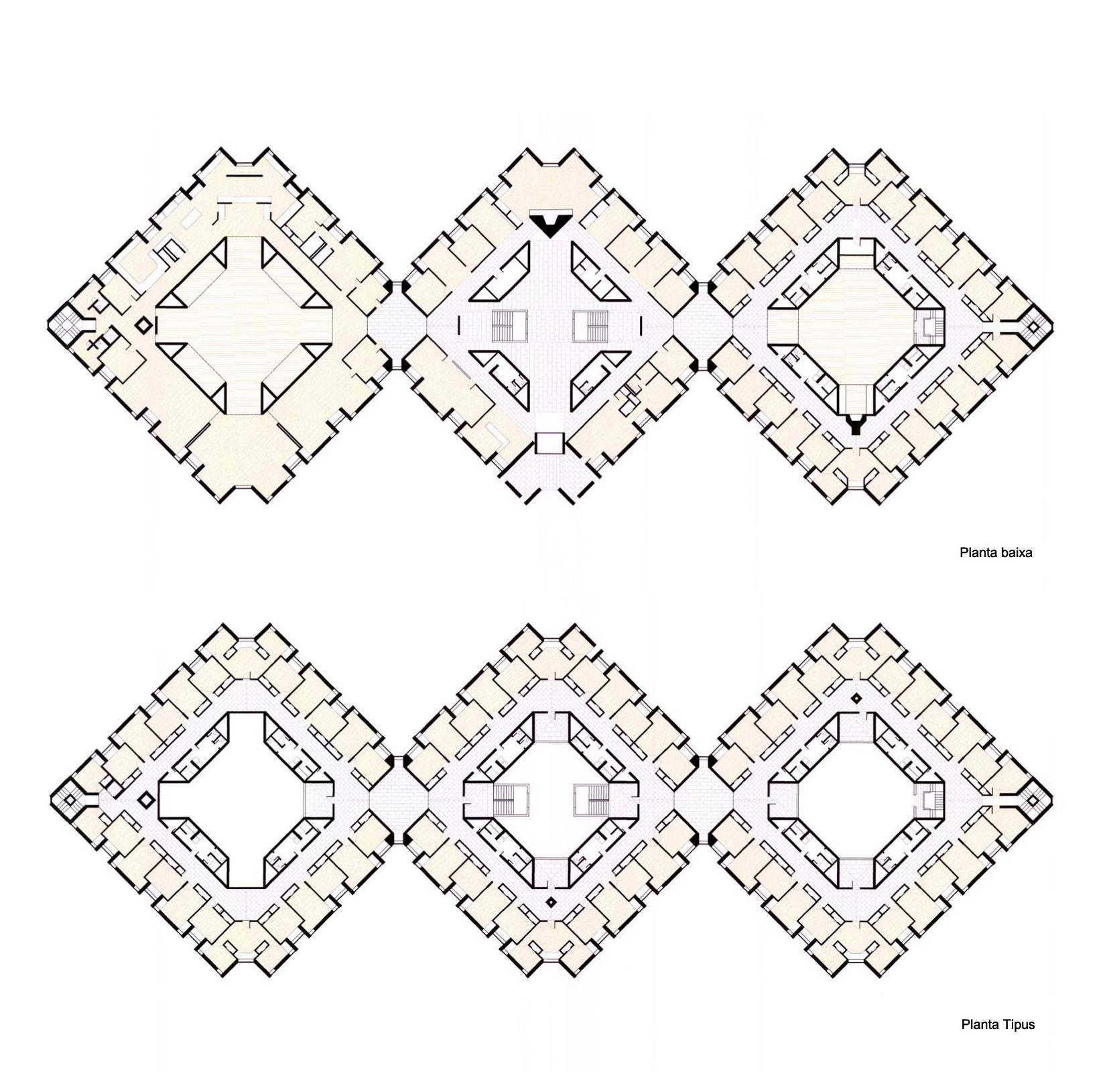 Amazing Louis I. Kahn, Erdman Hall (Bryn Mawr, PA: 1960 65
