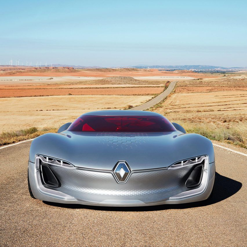 Renault Trezor Concept Car (With Images)