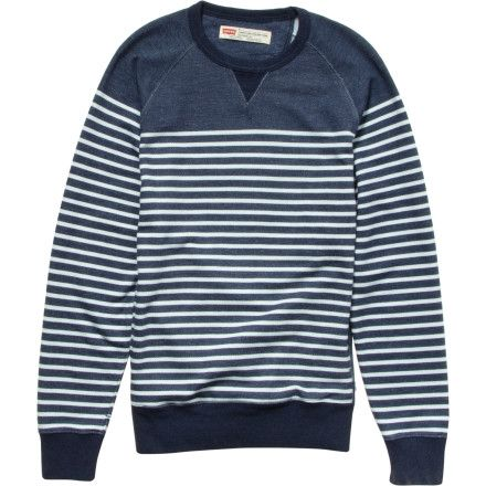 Levi'sCrew Sweatshirt - Men's