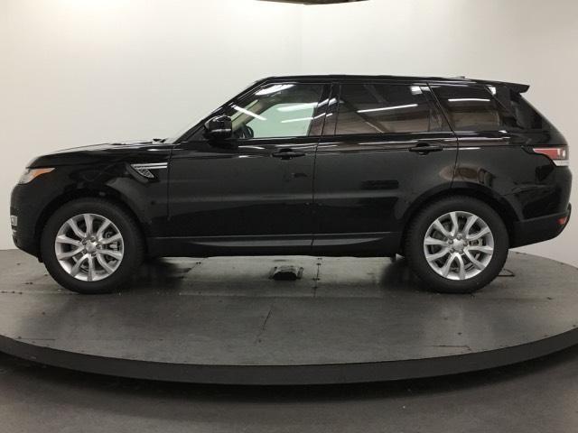 Land Rover Tampa >> New 2017 Land Rover Range Rover Sport Hse Td6 In Tampa Fl