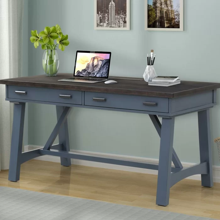 Sarita Desk In 2020 Country Writing Desk Writing Desk Parker House