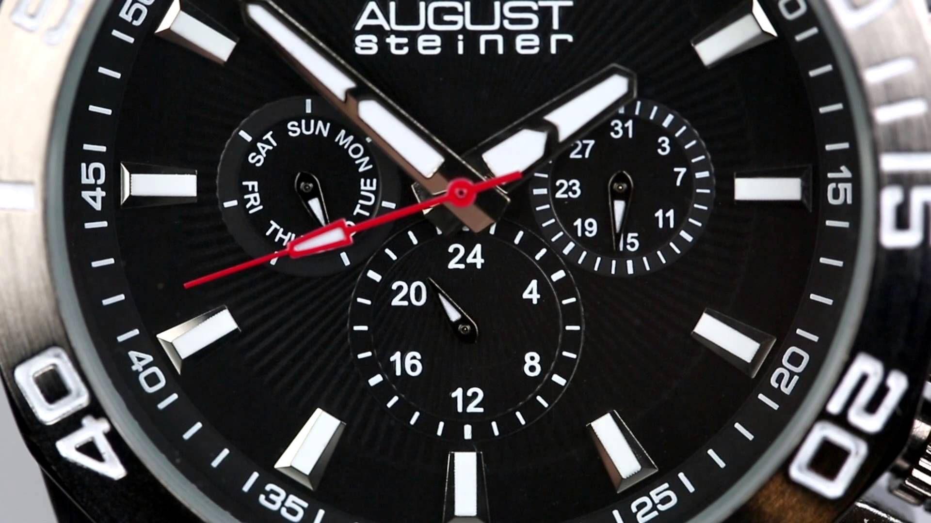 orologi August Steiner