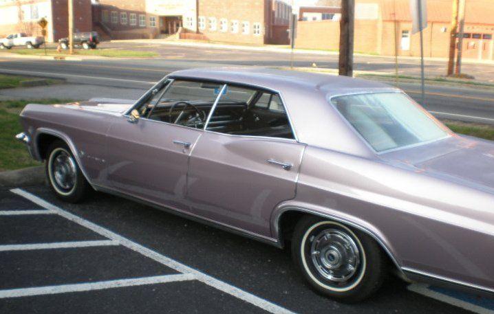 1965 Impala Sport Sedan Hardtop 327 Chevy Impala 1965 Chevy Impala Chevrolet Impala