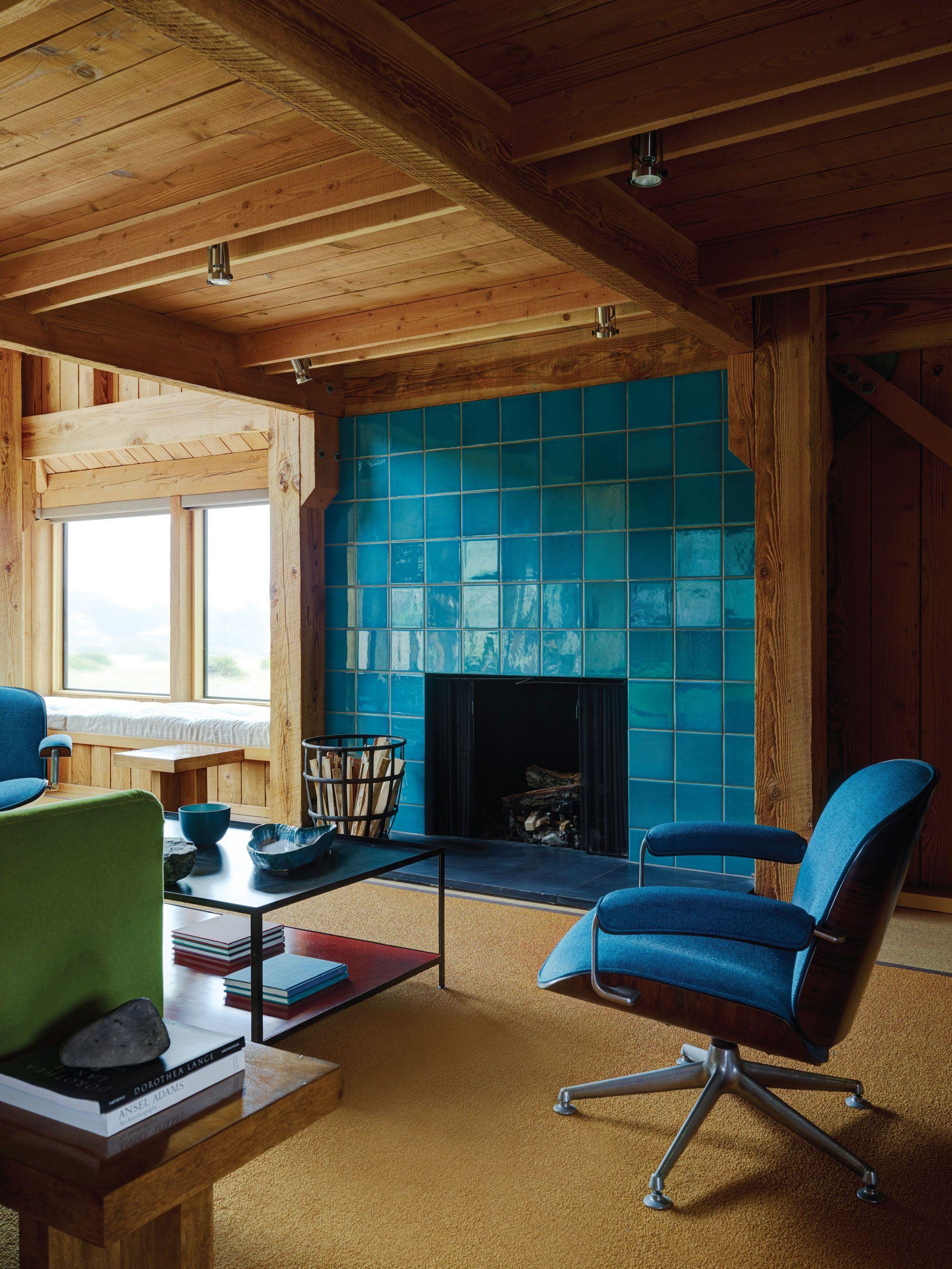 Binker Barn Kay Kollar Design Cabin Interiors Modern Style