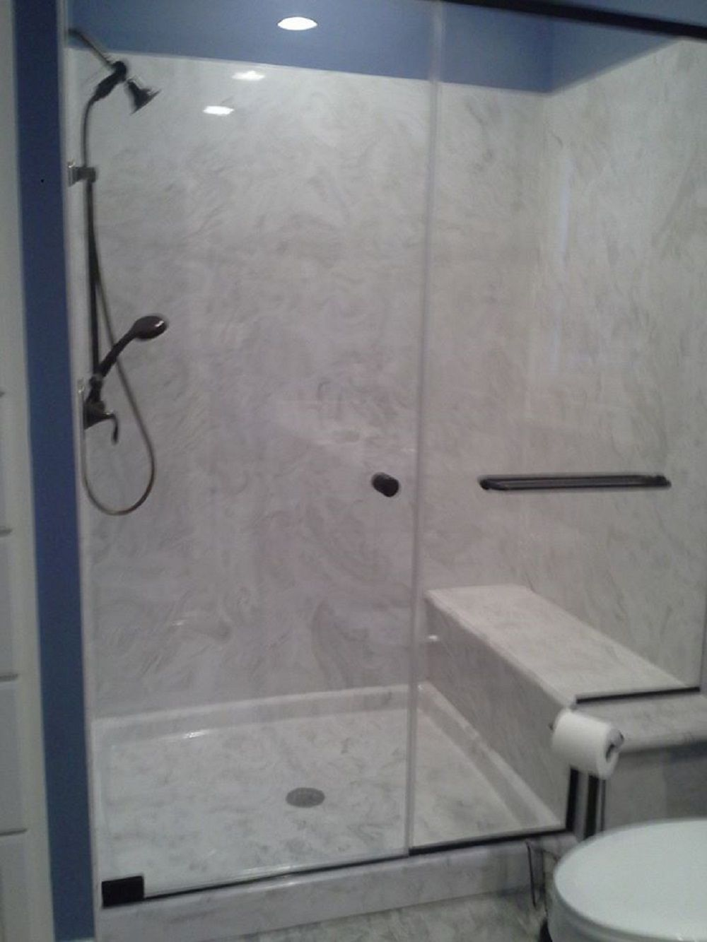 In your remodel or new construction when it comes to for How to clean a marble shower