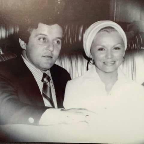 Tony and Nancy Spilotro.