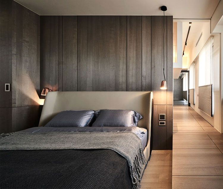 57 Best Men's Bedroom Ideas: Masculine Decor & Designs ...