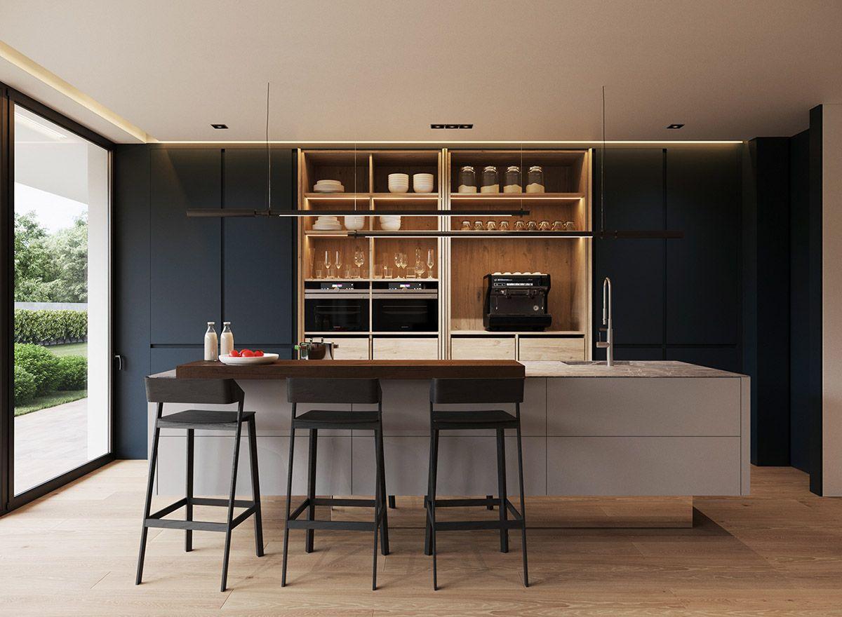 A Minimalist Home Earthy Modern Masculine Minimalist Home