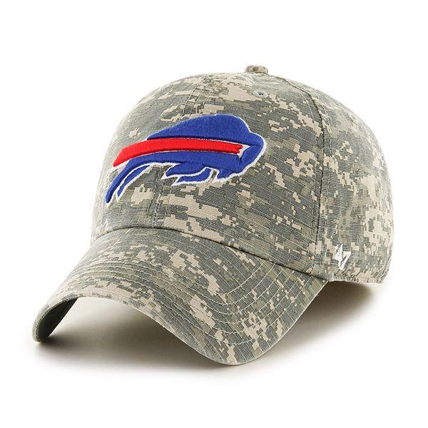 new styles c67cf 41404 Buffalo Bills Officer Digital Camo 47 Brand Hat